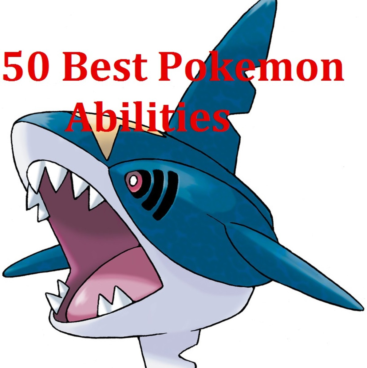 Top 50 Best Pokémon Abilities