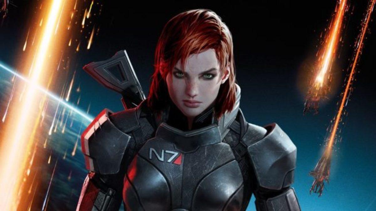 Mass Effect: Shepard is a Superhero