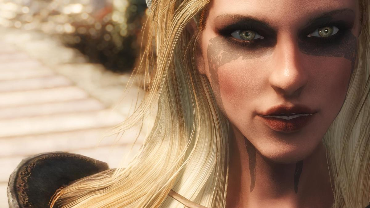 """The Elder Scrolls V Skyrim"": Mjoll Loves the Dragonborn, Not Aerin"