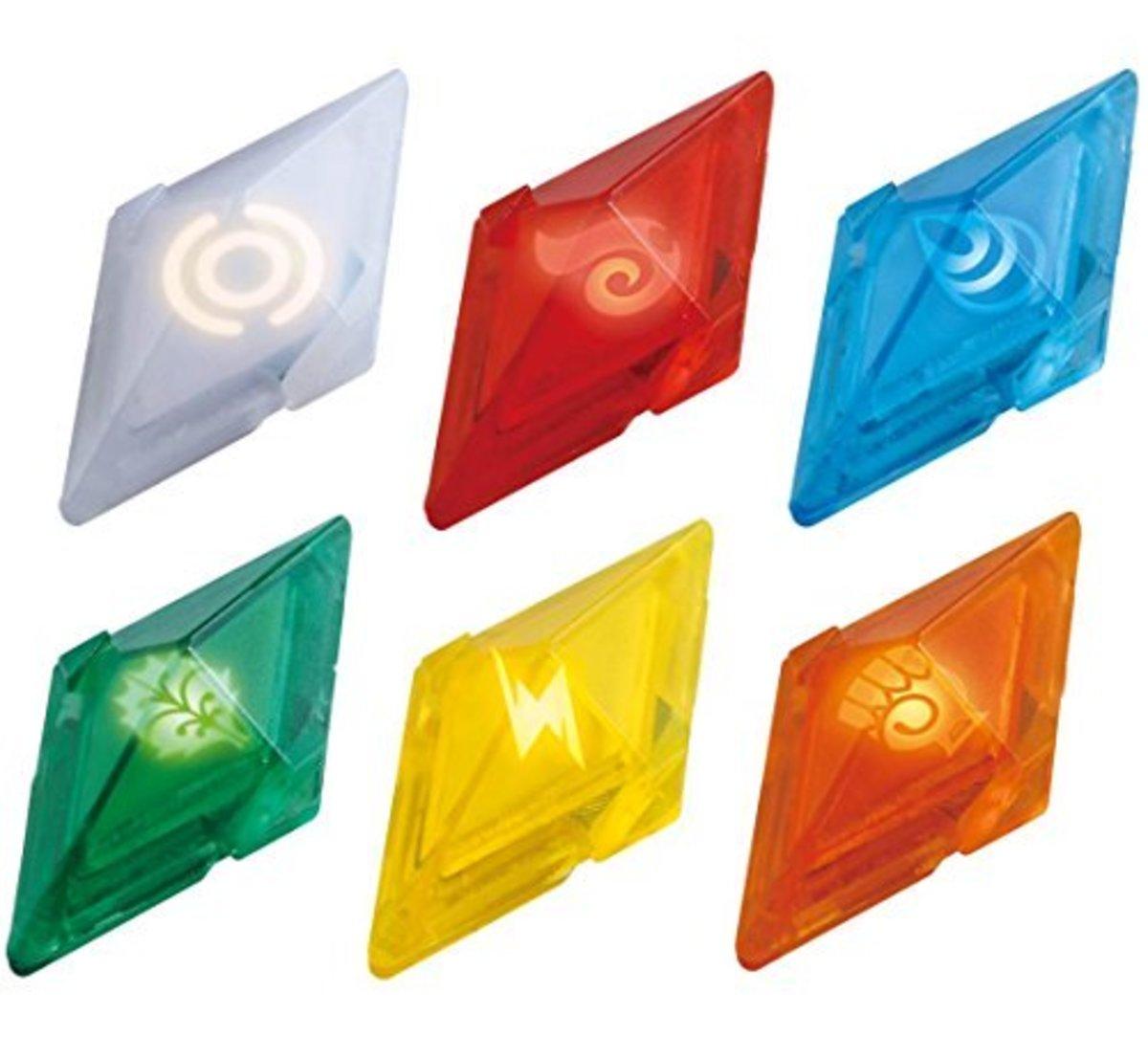 Several Z-Crystals