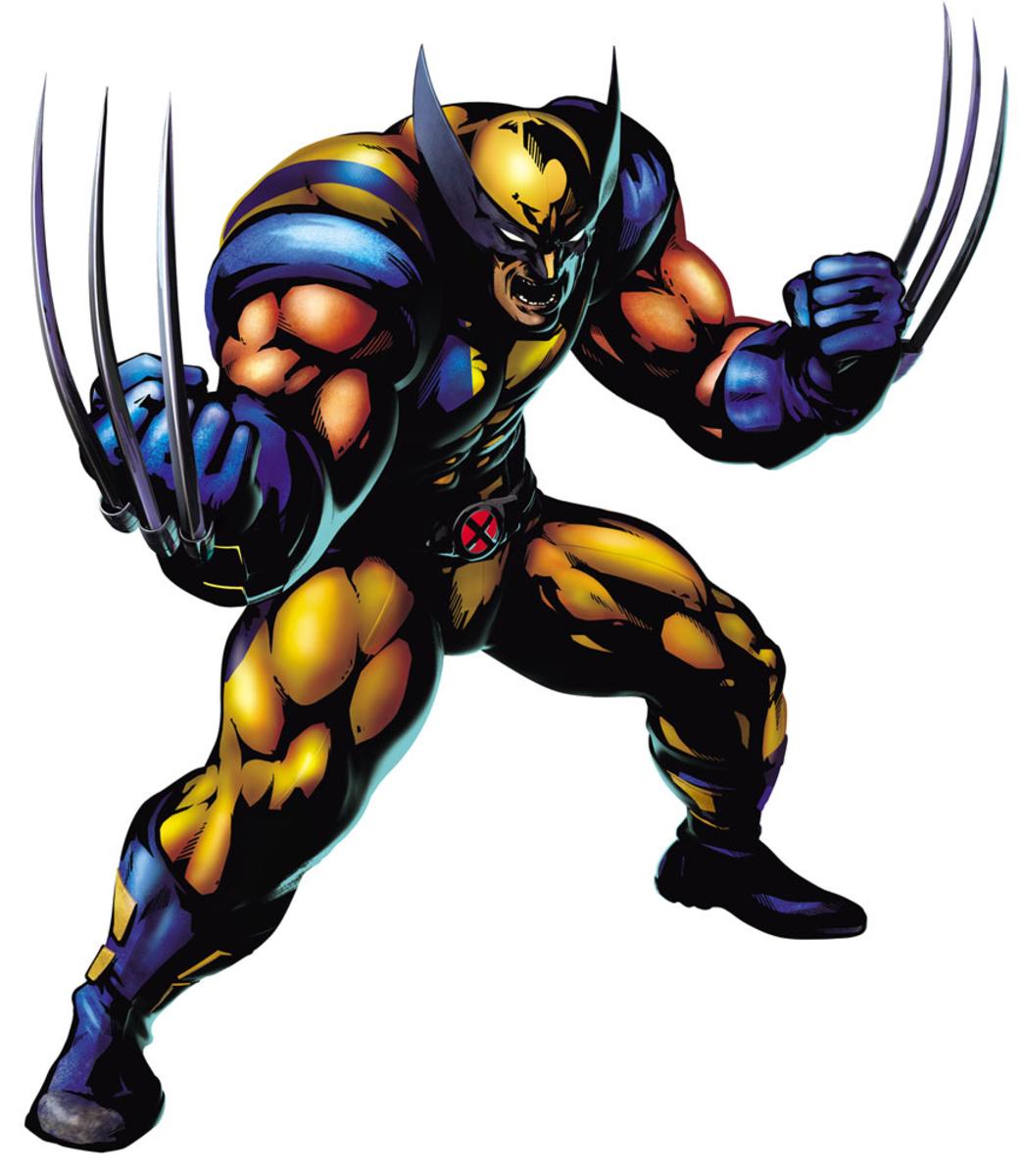 Wolverine in UMvC3