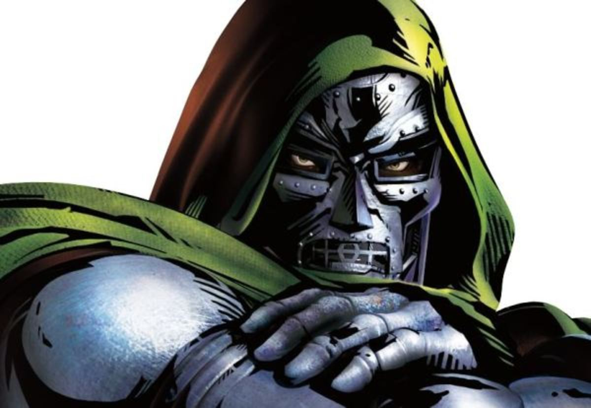 Dr. Doom in UMvC3
