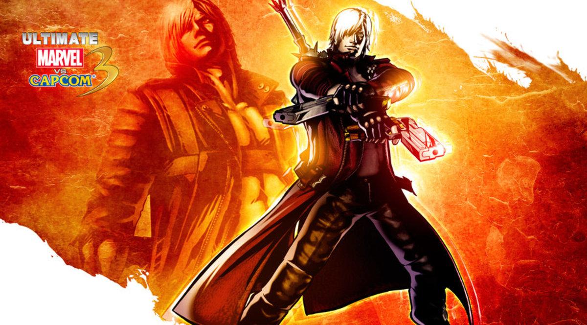 Dante in UMvC3