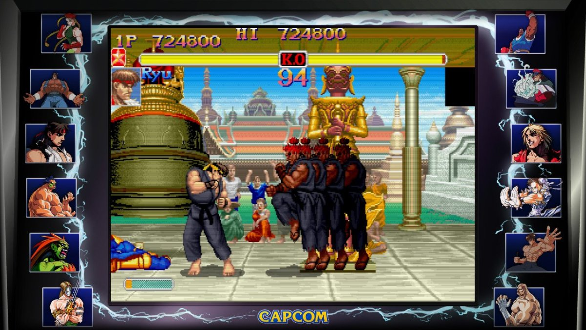 There is a good reason Akuma is banned from tournament play.