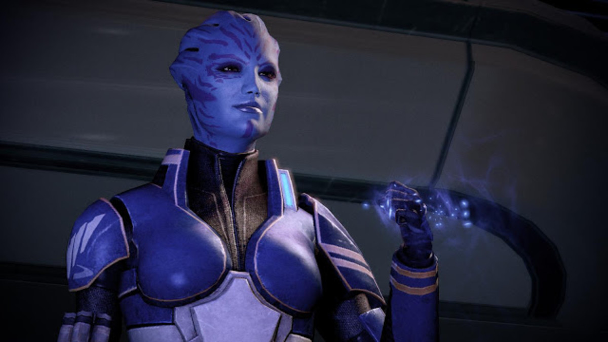 Mass Effect: Yes, Vasir Was Actually a Villain