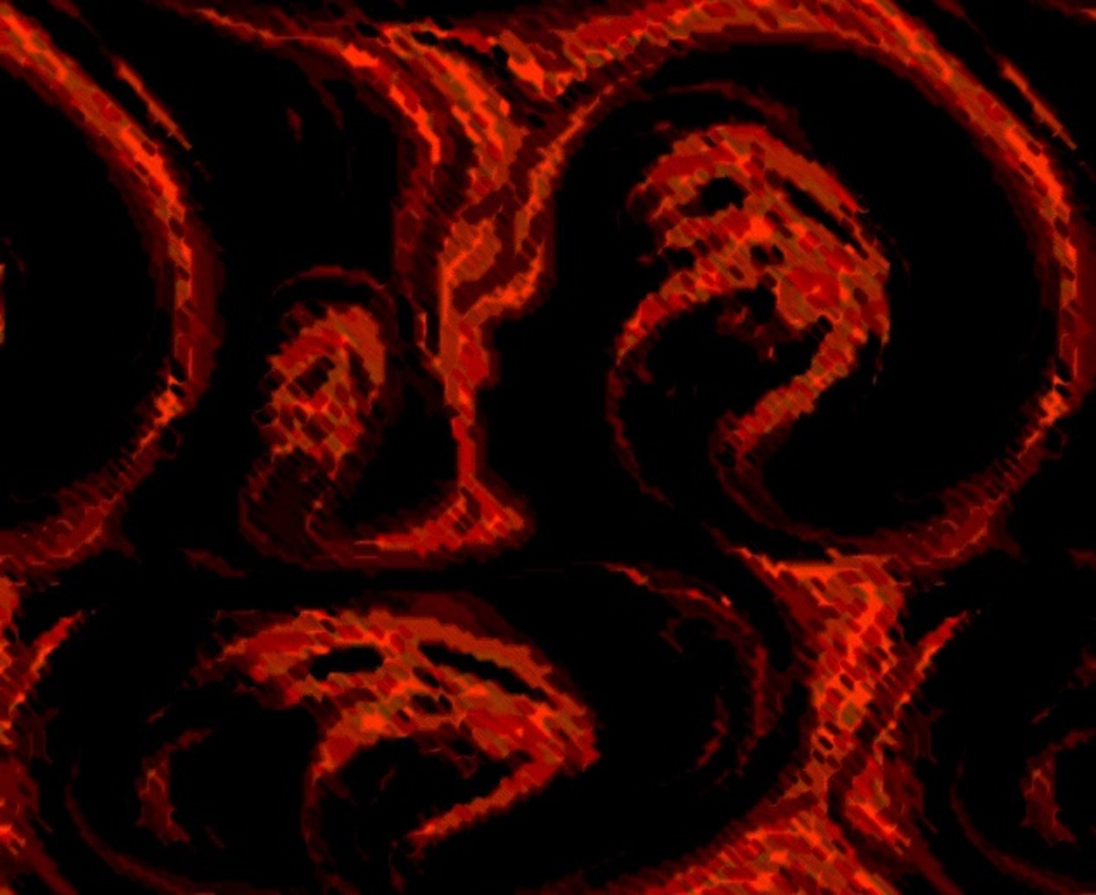 Giygas's hidden fetus
