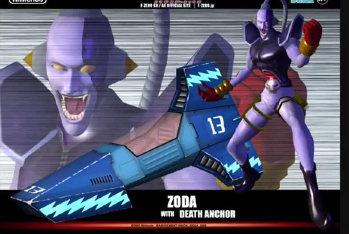 Zoda and Death Anchor
