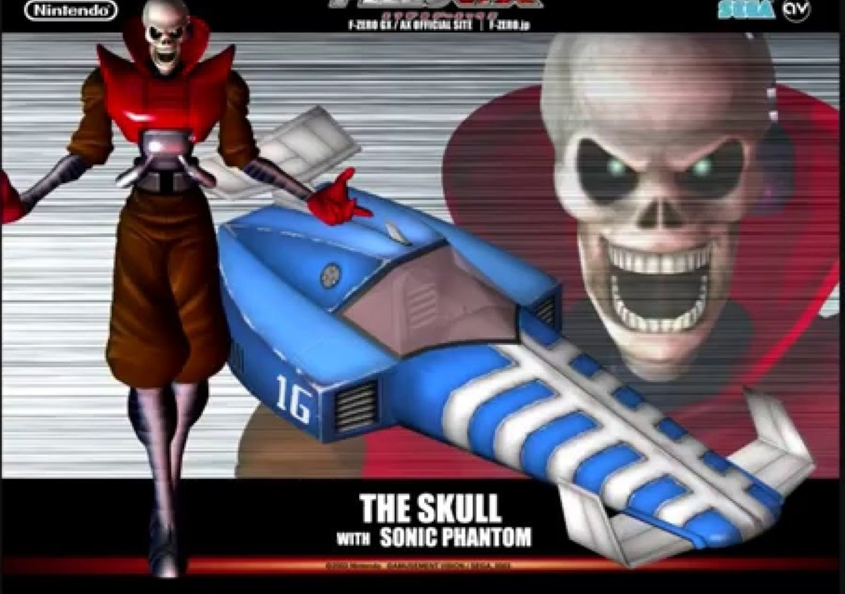 The Skull and Sonic Phantom