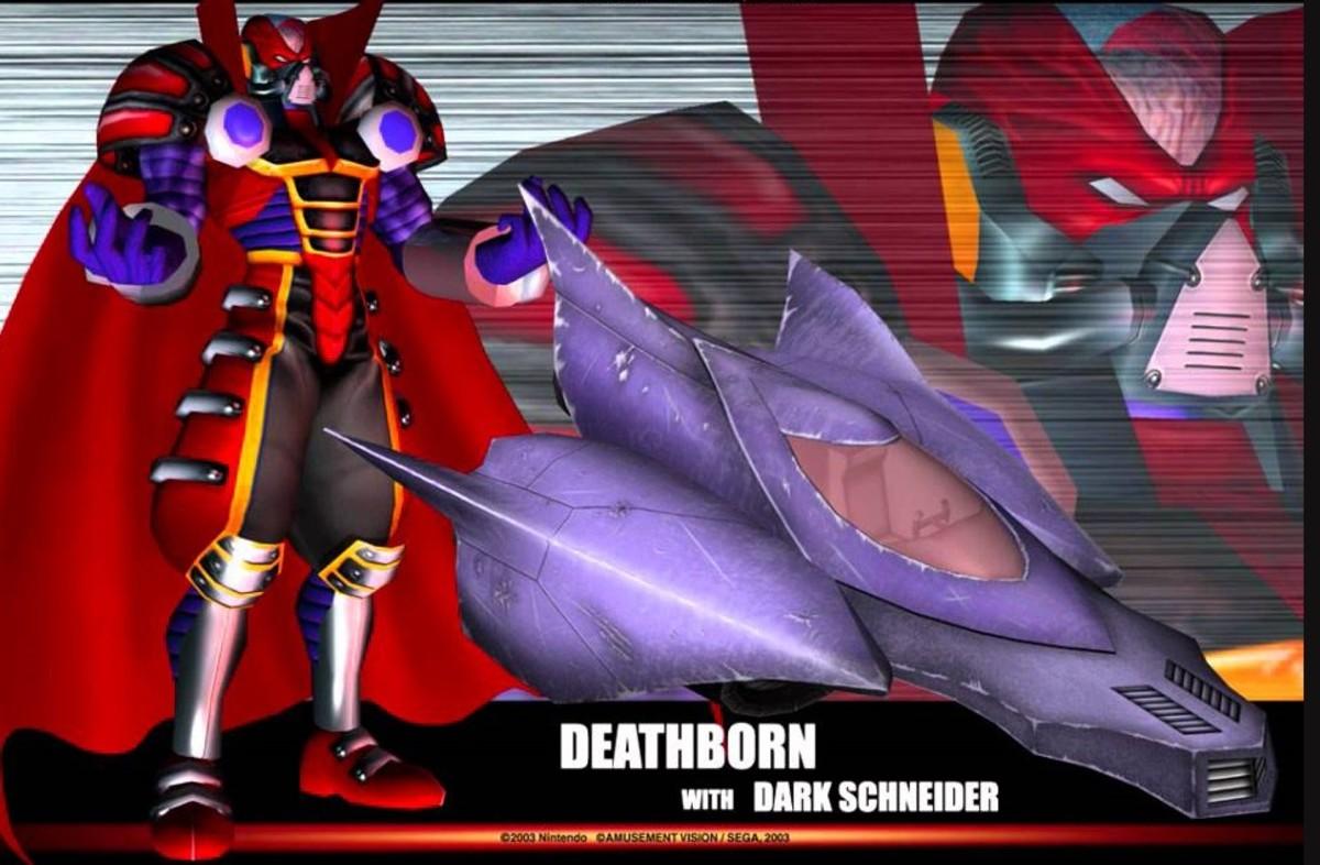 Deathborn and Dark Schneider