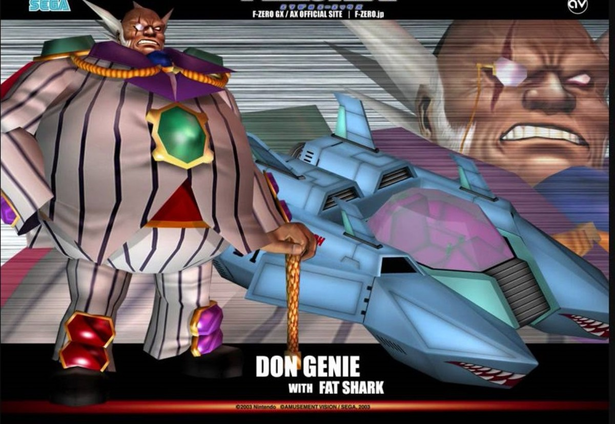 Don Genie with Fat Shark
