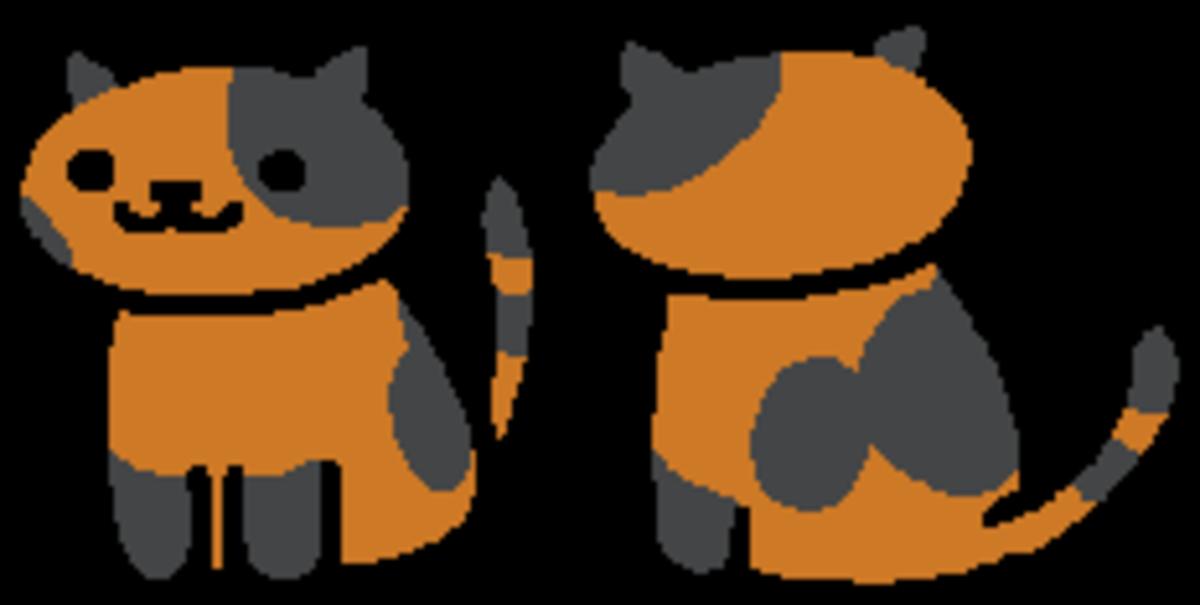 Neko Atsume: Character Profile - Spud