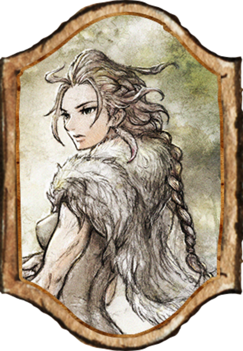 Octopath Traveler - Hunter Skill Guide