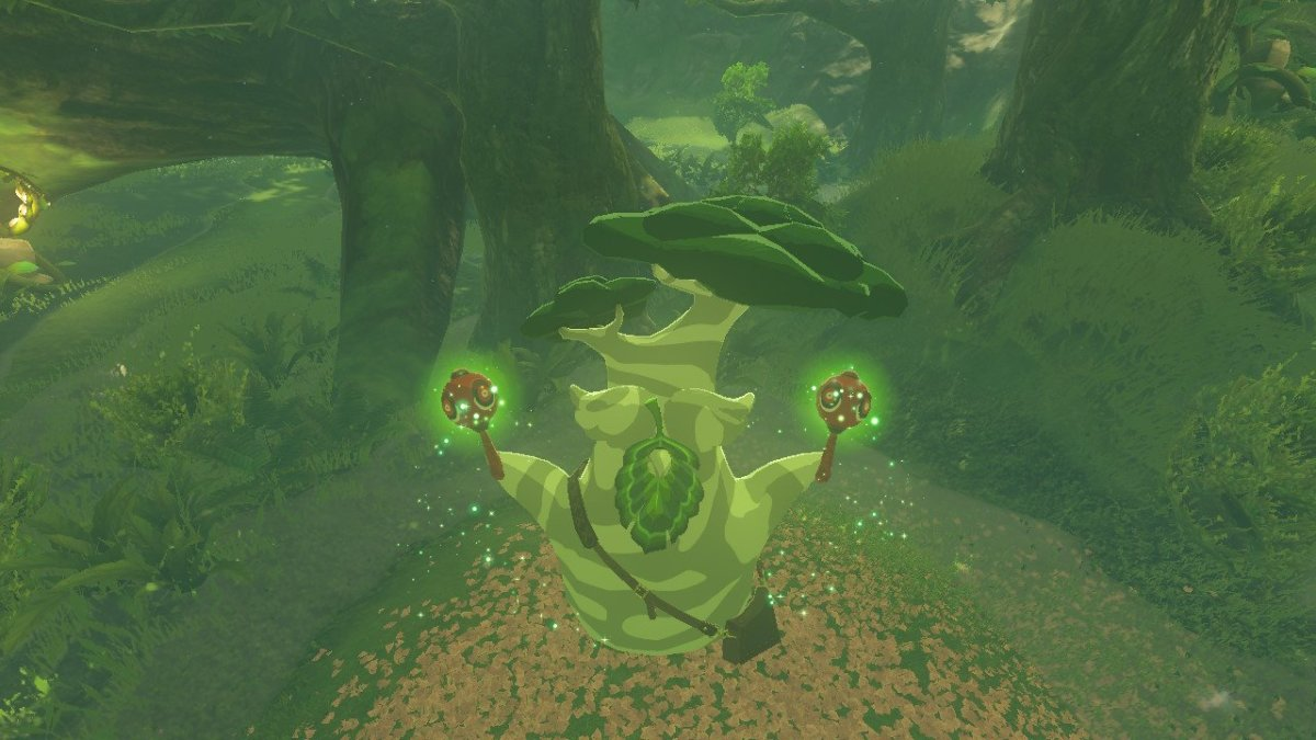 "All Hestu Locations in ""The Legend of Zelda: Breath of the Wild"""