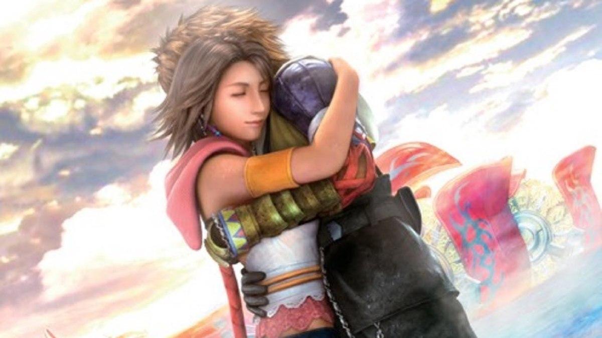 Tidus and Yuna reunite in Final Fantasy X-2