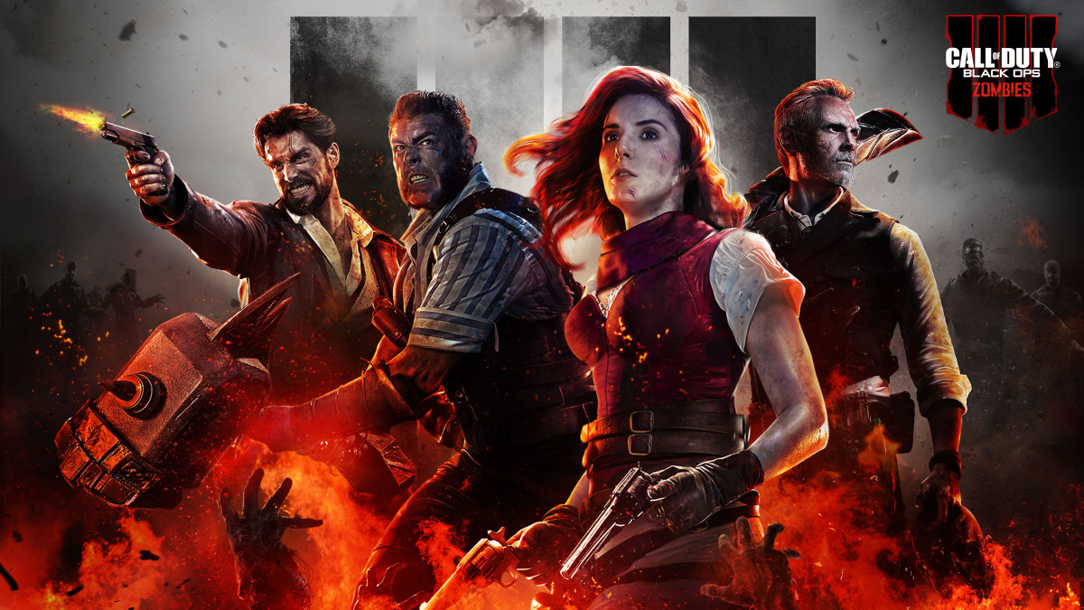 Treyarch Updates Call of Duty: Black Ops 4 Zombies and Perk System Explained