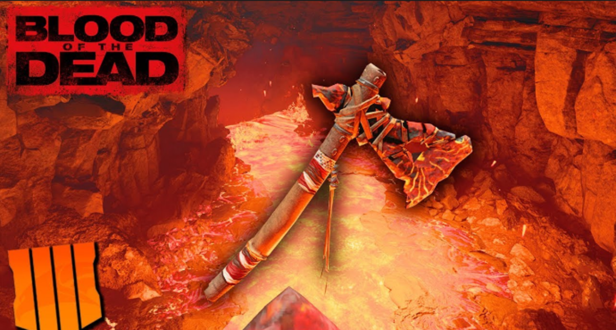 How to Obtain the Hell's Retriever Tomahawk on Black Ops 4 Blood of the Dead Zombies