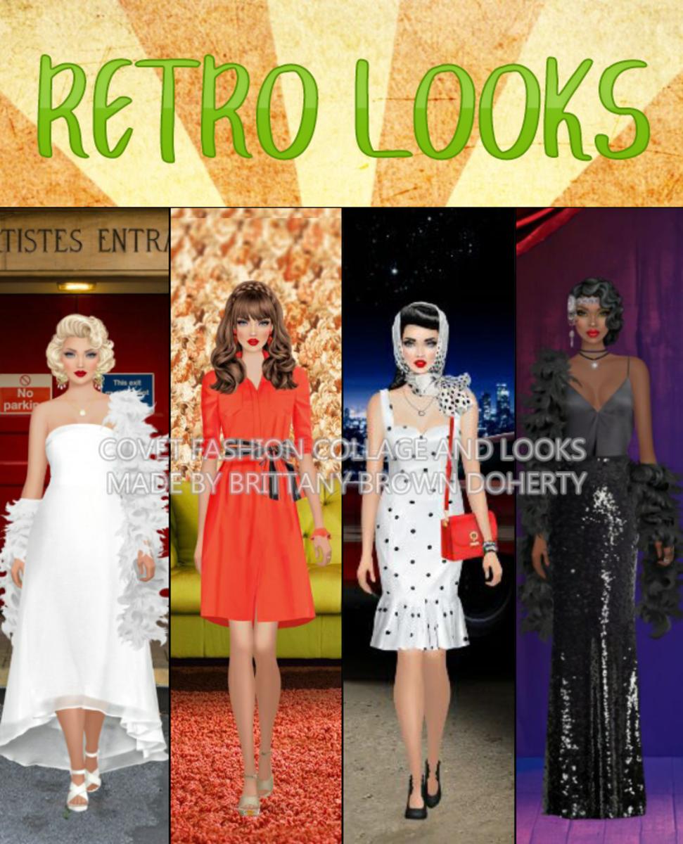 Covet Fashion Retro Looks