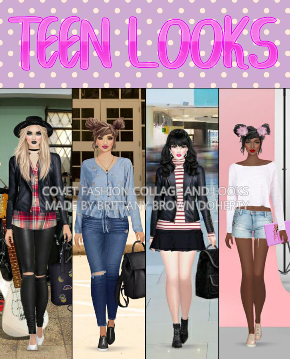Covet Fashion Teen Looks