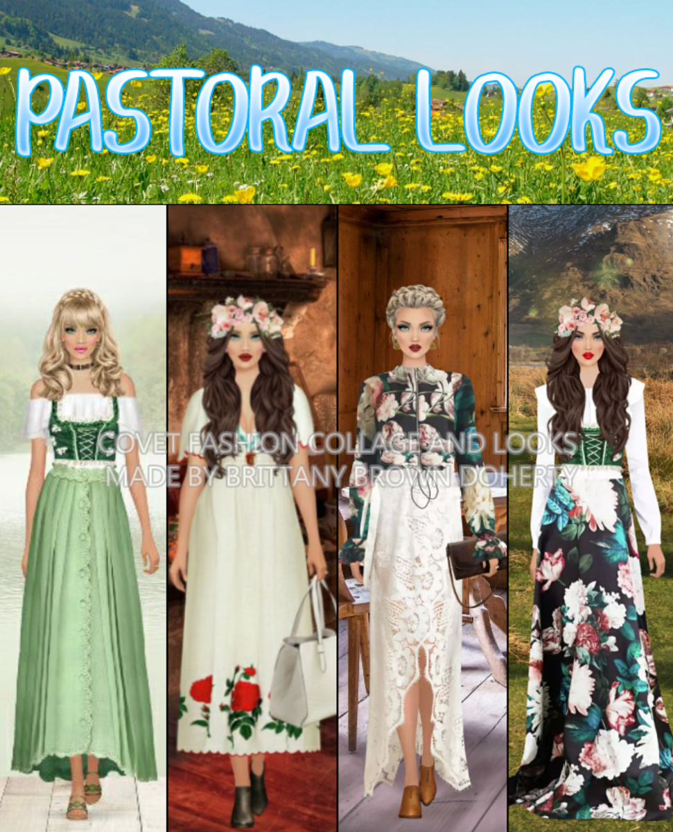 Covet Fashion Pastoral Looks