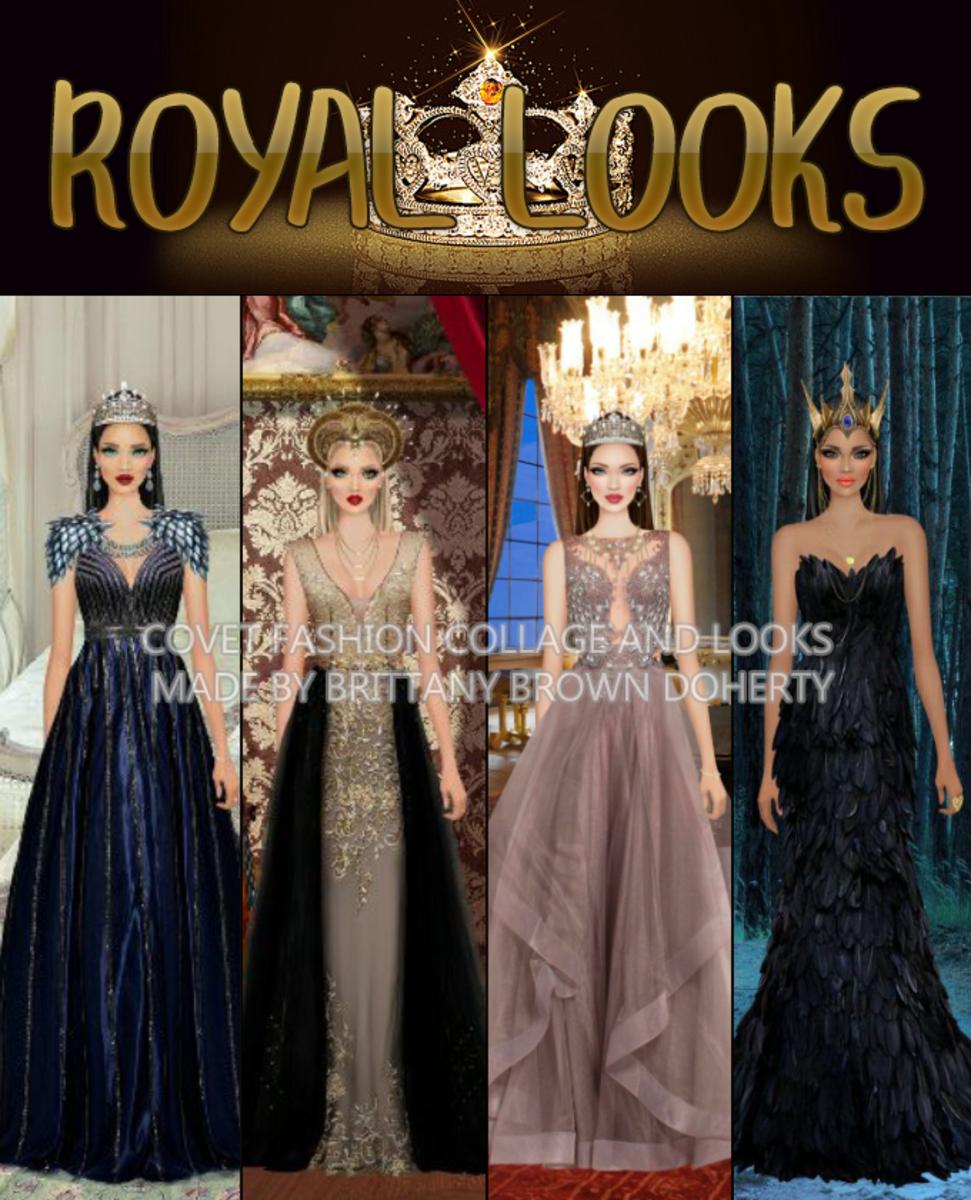 """""""Covet Fashion"""" Royal Looks"""