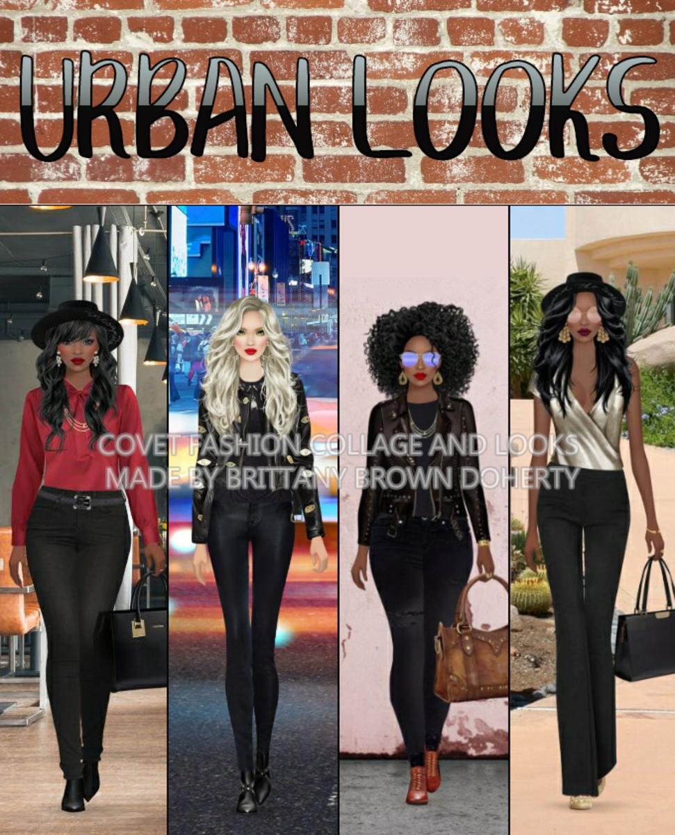 """""""Covet Fashion"""" Urban Looks"""