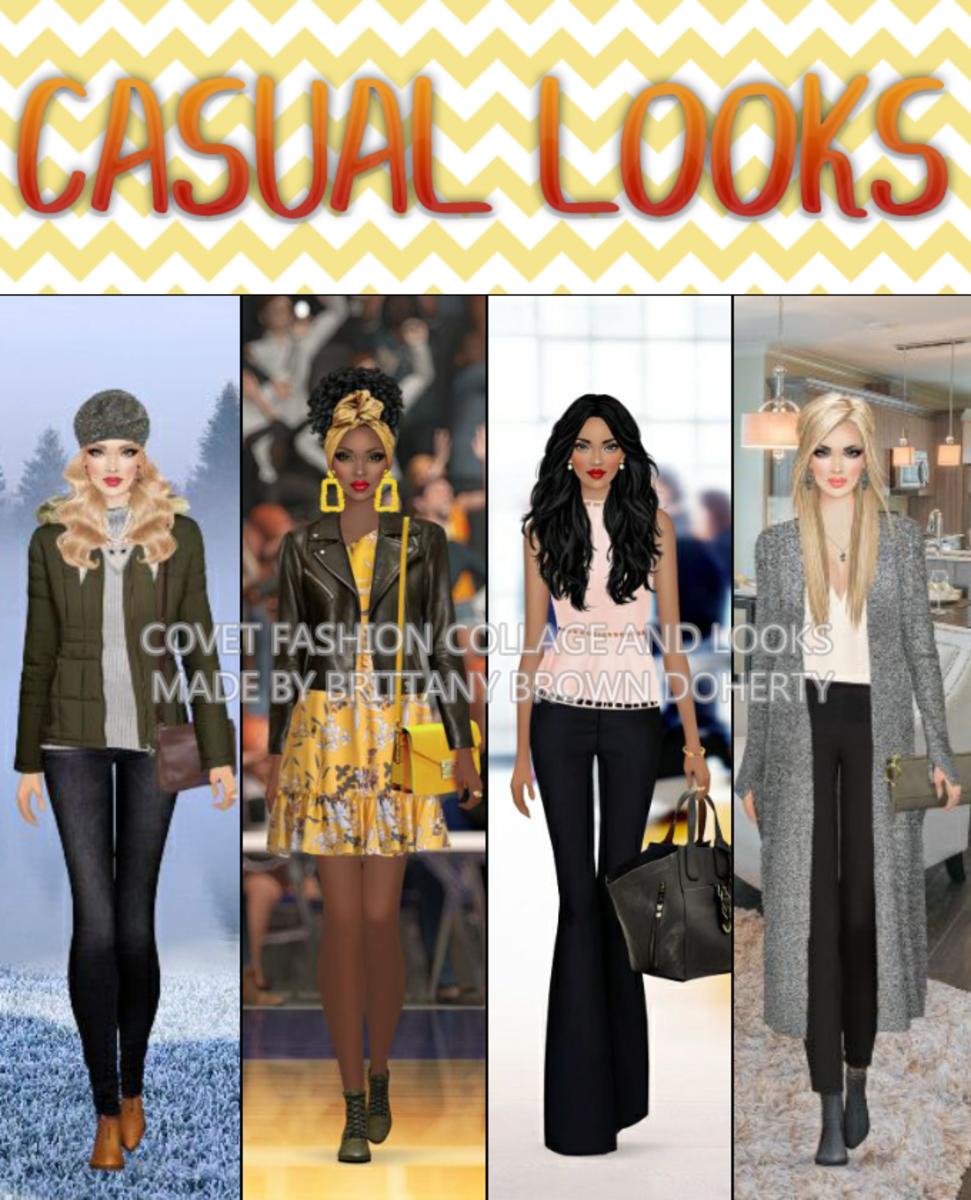 """Covet Fashion"" Casual Looks"