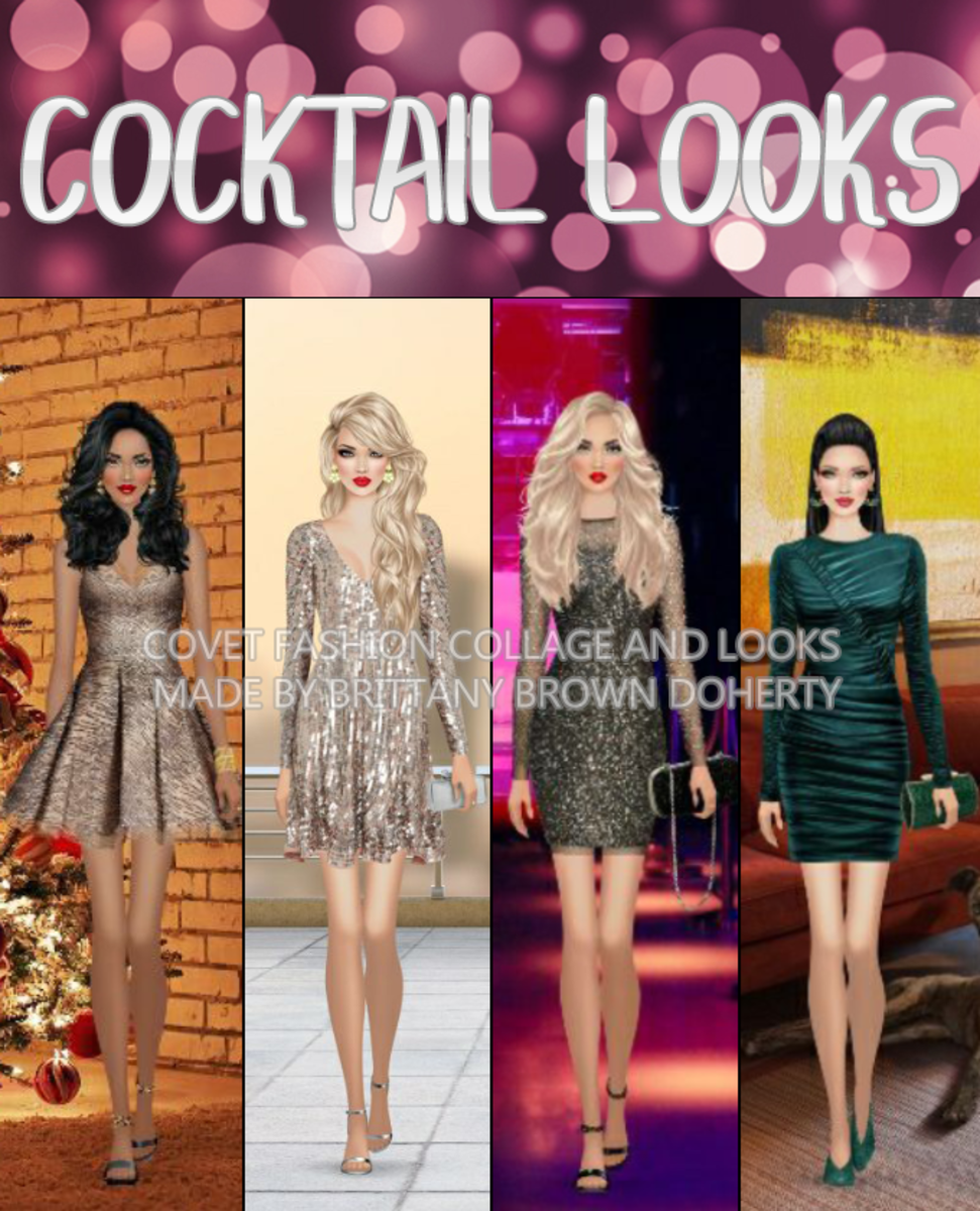 """Covet Fashion"" Cocktail Looks"