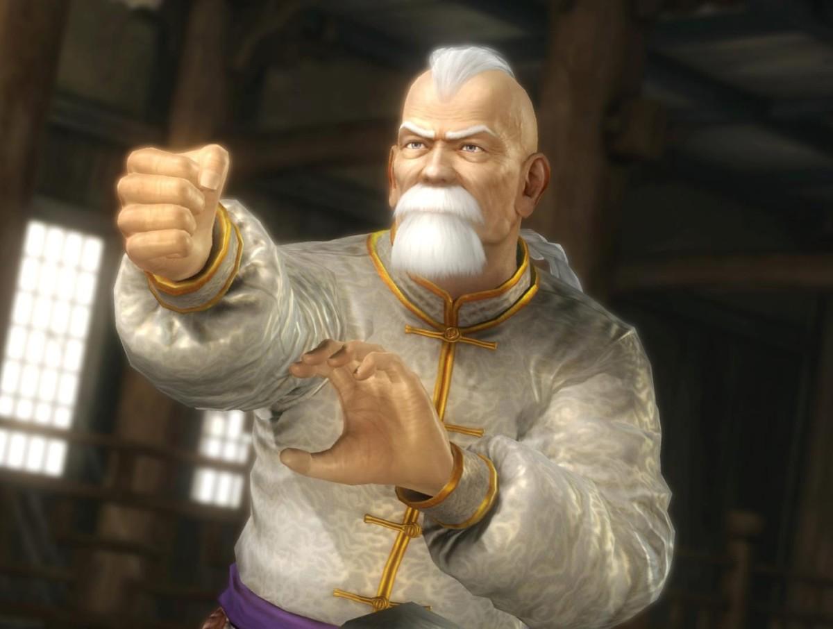 Gen-Fu in DoA 5