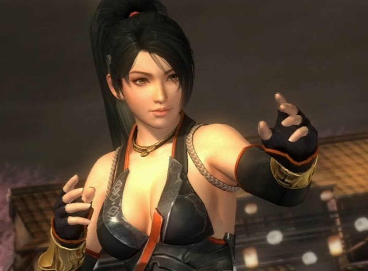 Momiji in DoA 5
