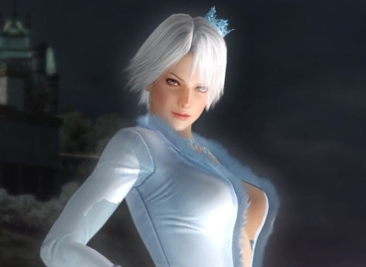 Christie in DoA 5