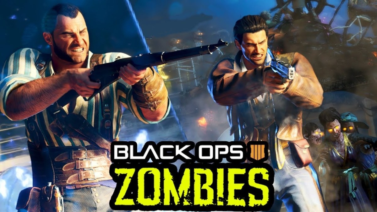 The previous Black Ops video games released with only one or two zombie maps. Black Ops 4, however, has three levels to play at launch!
