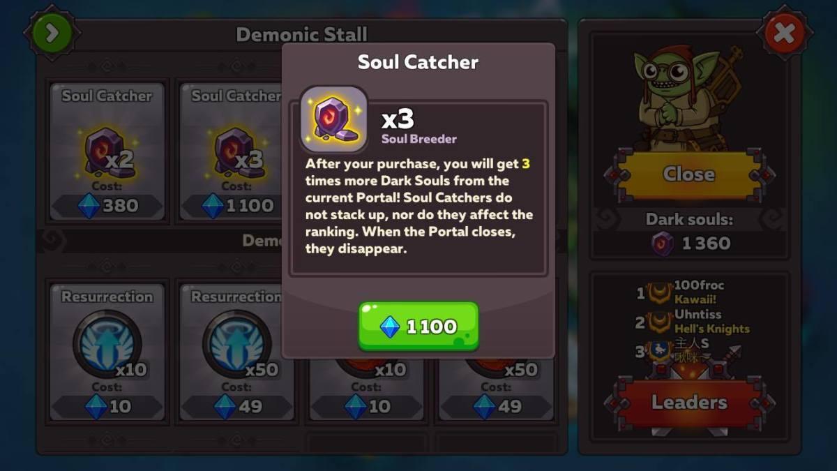 Triple Multiplier for Dark Souls Farming