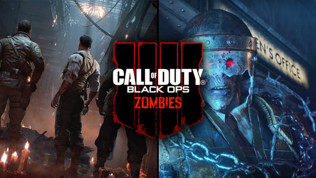 Black Ops 4 Blood Of The Dead Zombies Easter Egg Guide
