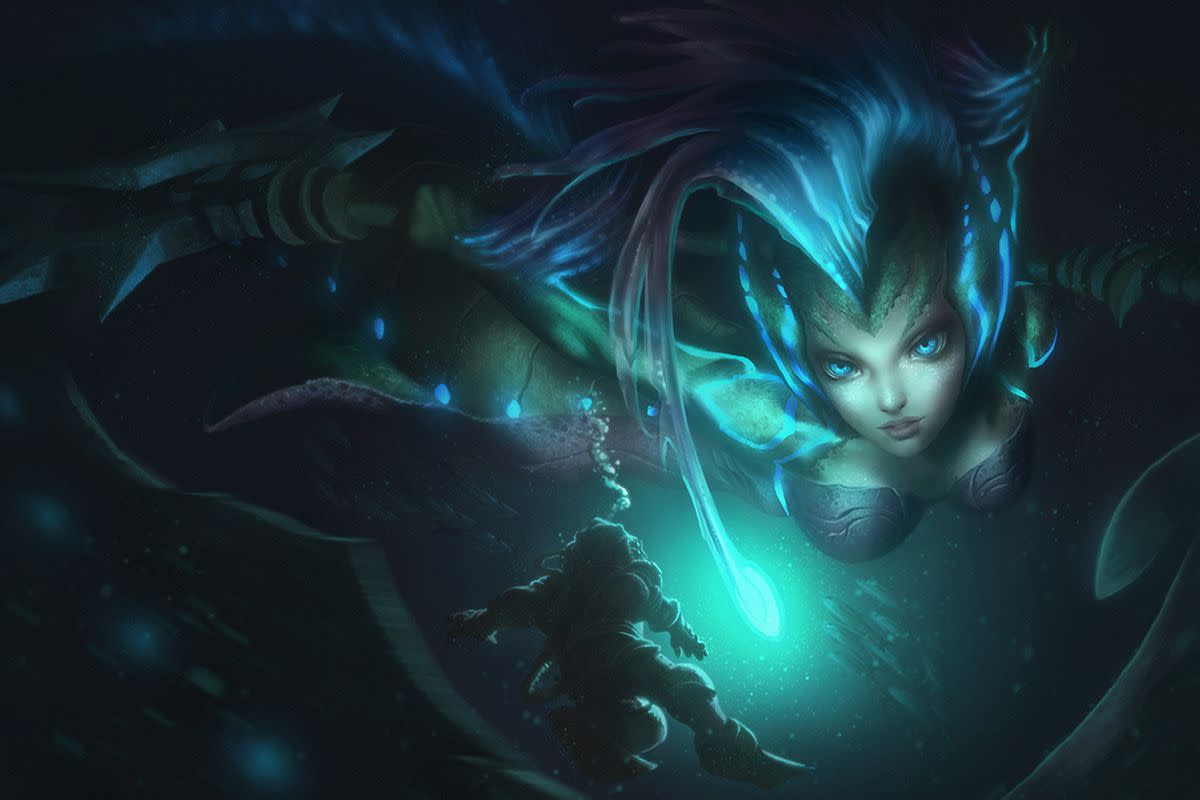 More challenging than Janna, but her utility and disengage is amazing. Her ult is arguably the best disengage tool in the game.