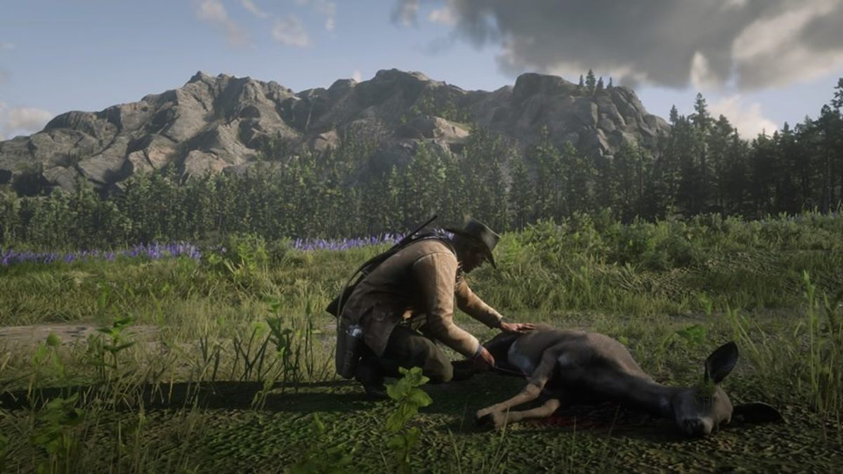 Where to Find All Legendary Animals in Red Dead Redemption 2: Hunting Guide Tips