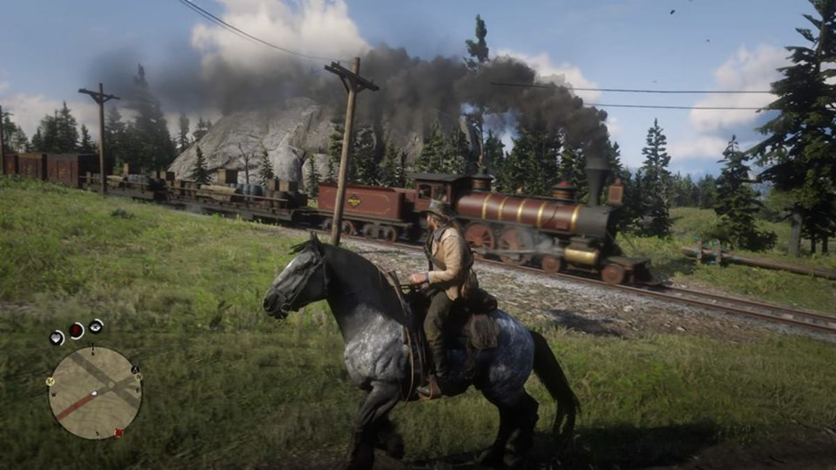 how-to-rob-trains-in-red-dead-redemption-2-easy-money-with-heists