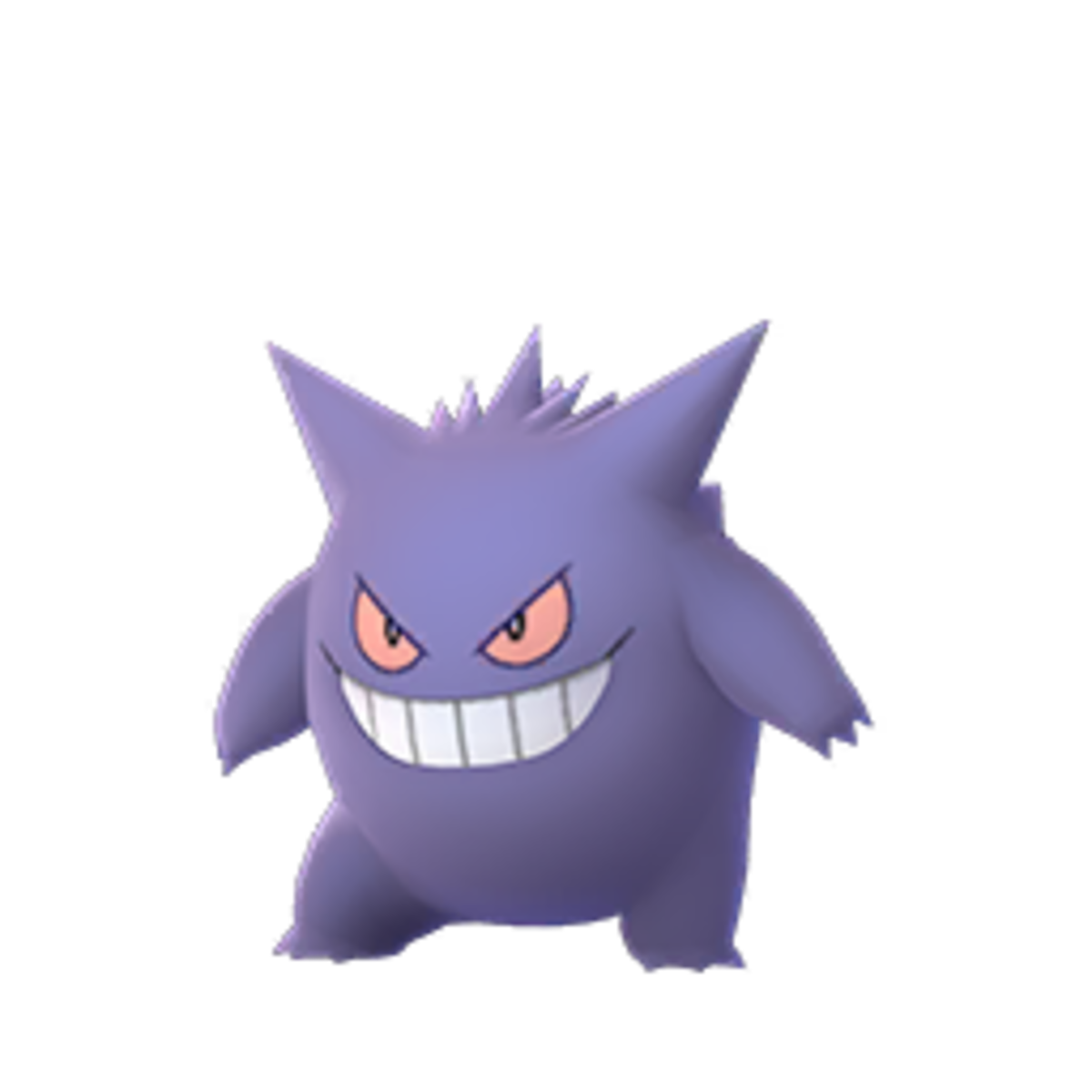 Gengar with Shadow Claw and Shadow Ball