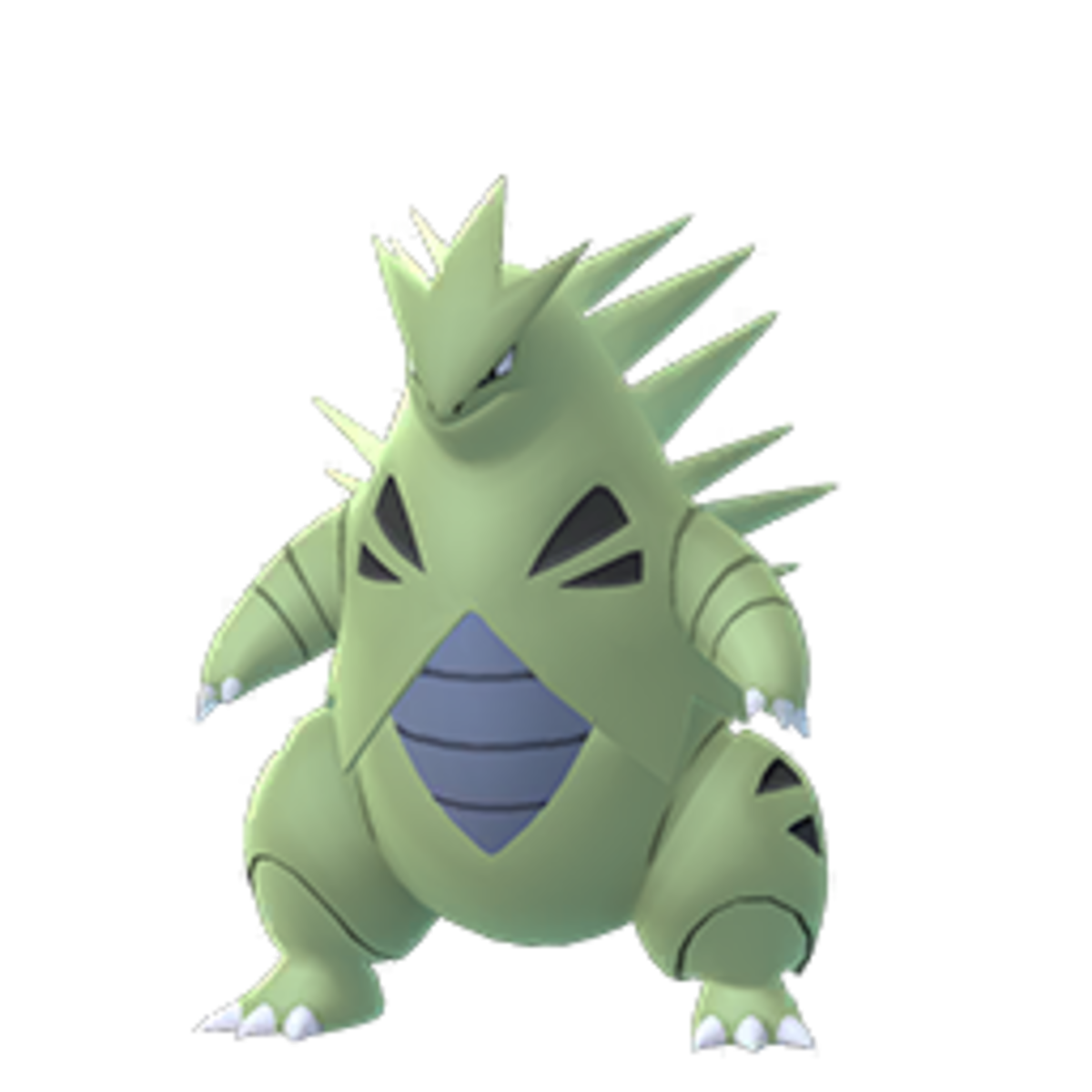 Tyranitar with Bite and Crunch