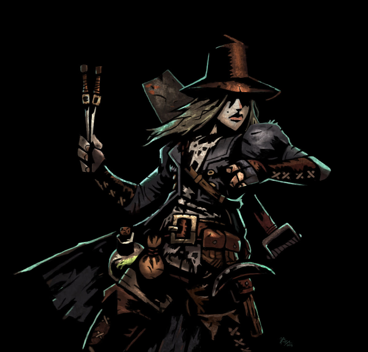 Top 10 Classes in Darkest Dungeon: Ancestral Edition