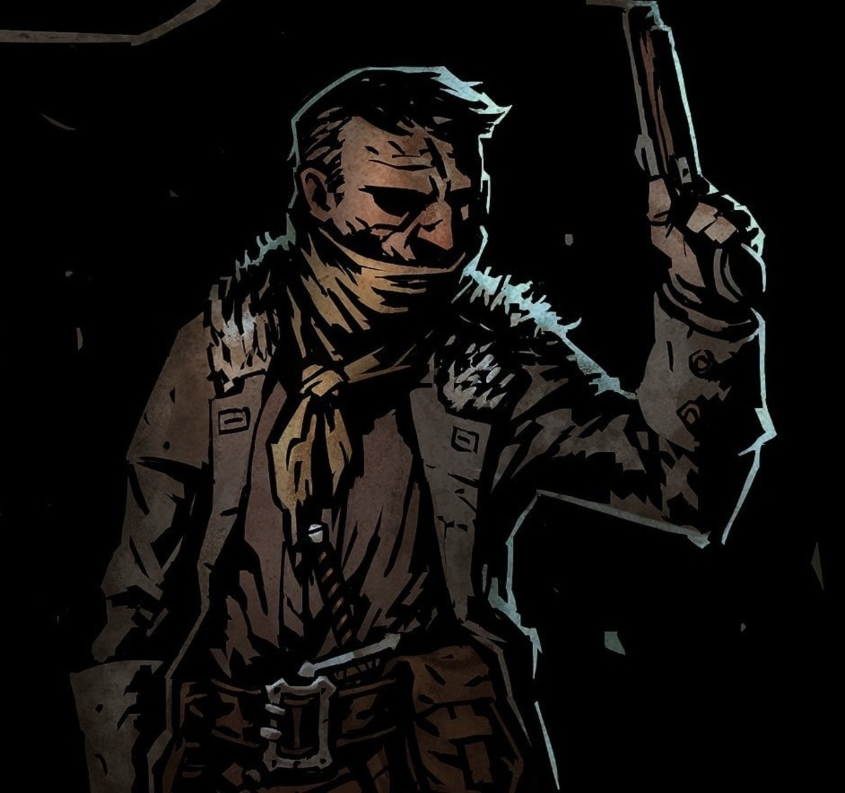 The Highwaymen in Darkest Dungeon