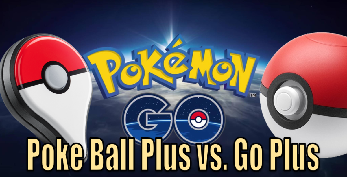 Pokemon Go Plus Vs Poke Ball Plus: Which Device Is Better?