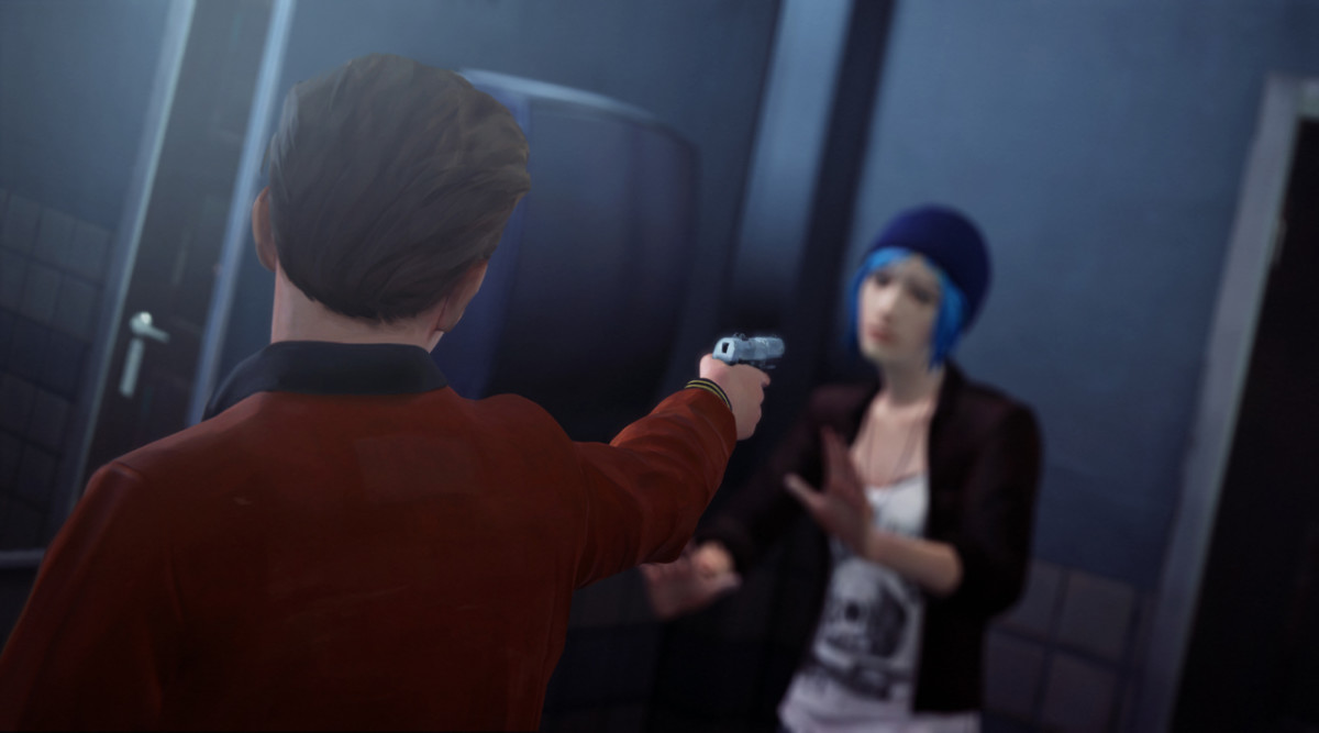 Nathan threatens Chloe