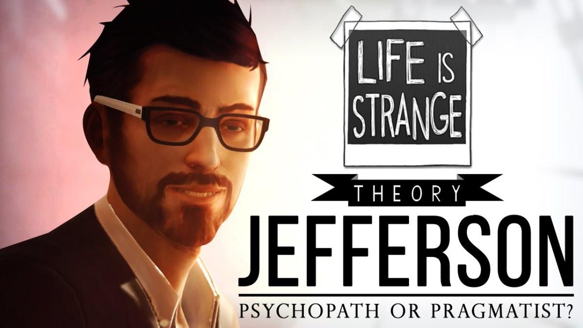 Mr. Jefferson in Life is Strange