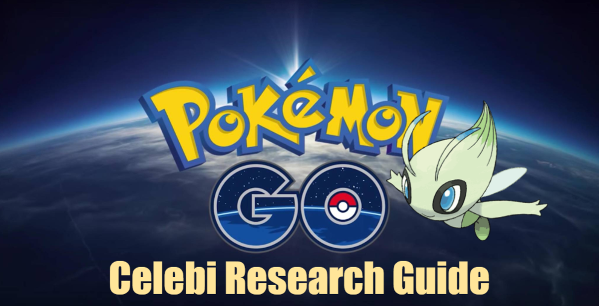 How to catch the Mythical Pokemon, Celebi.