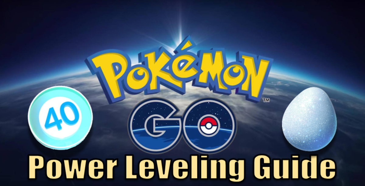 Pokemon GO Power Leveling Guide: Getting Into the Numbers