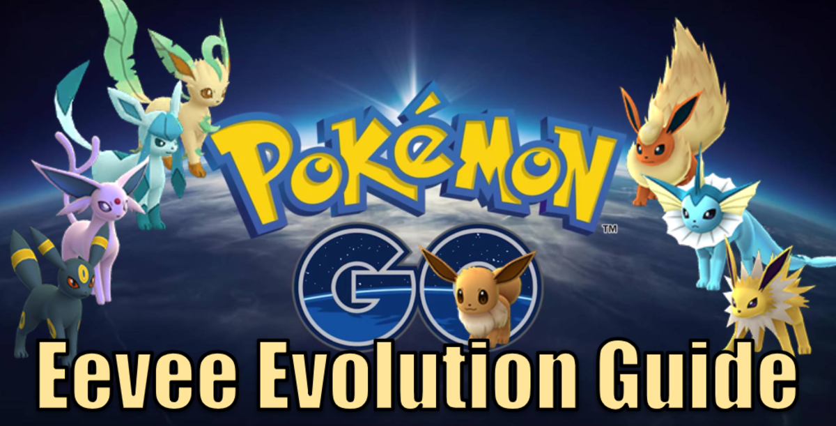 """Pokemon Go"" Eevee Evolution & Name Trick Guide"