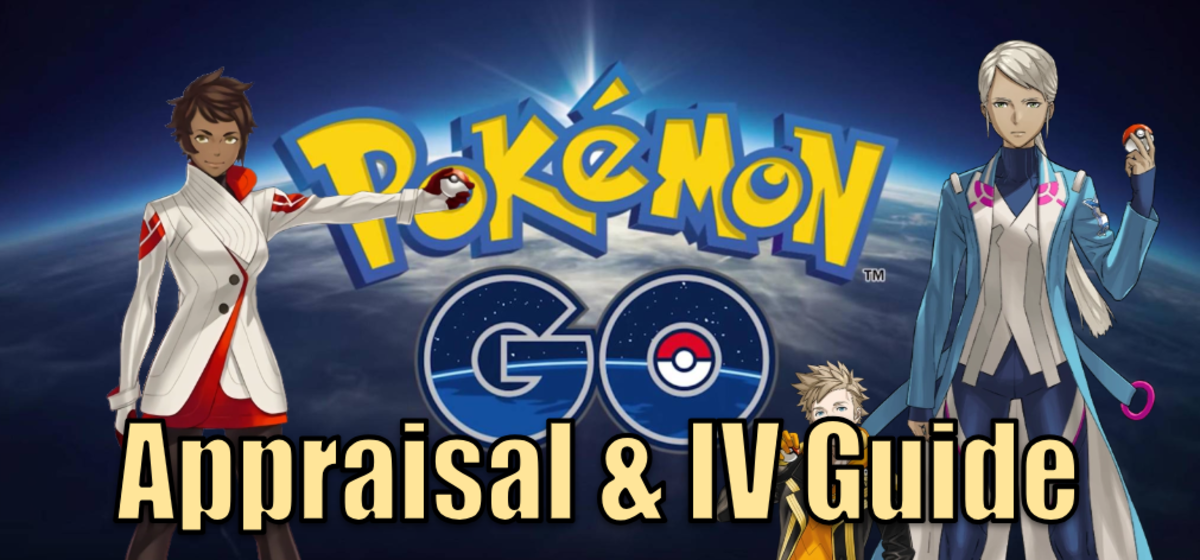 """Pokemon Go"" Appraisal & IV Guide"
