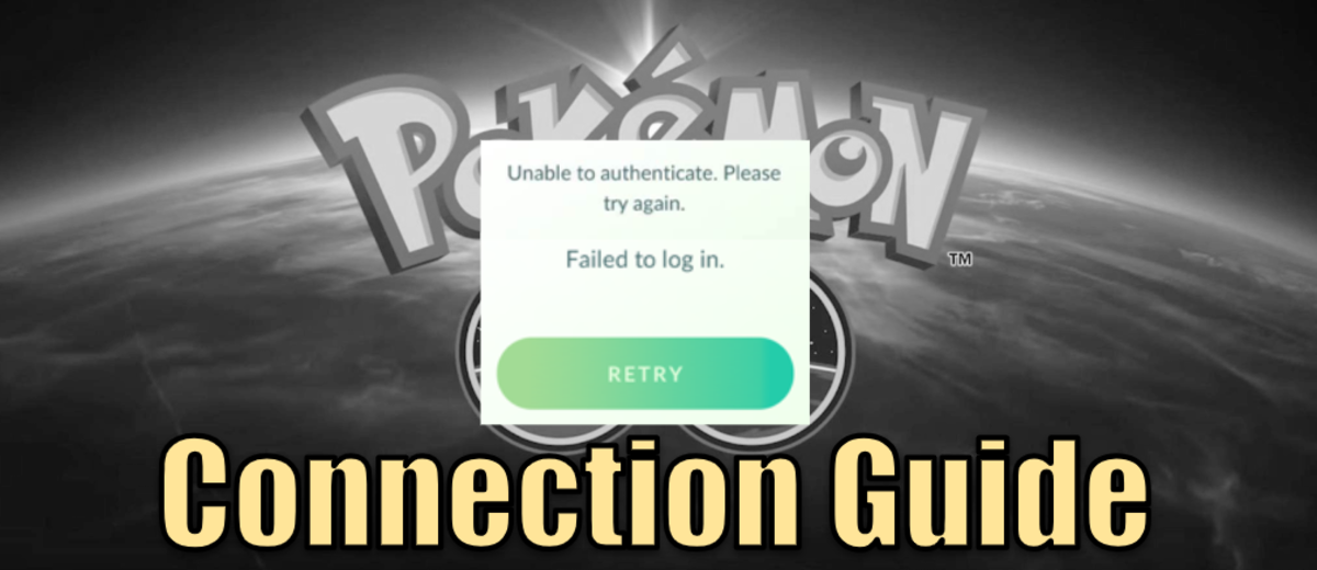 """Pokemon Go"" Troubleshooting Connection Problems"