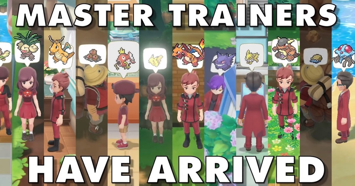 Are you up for the master trainer challenges?