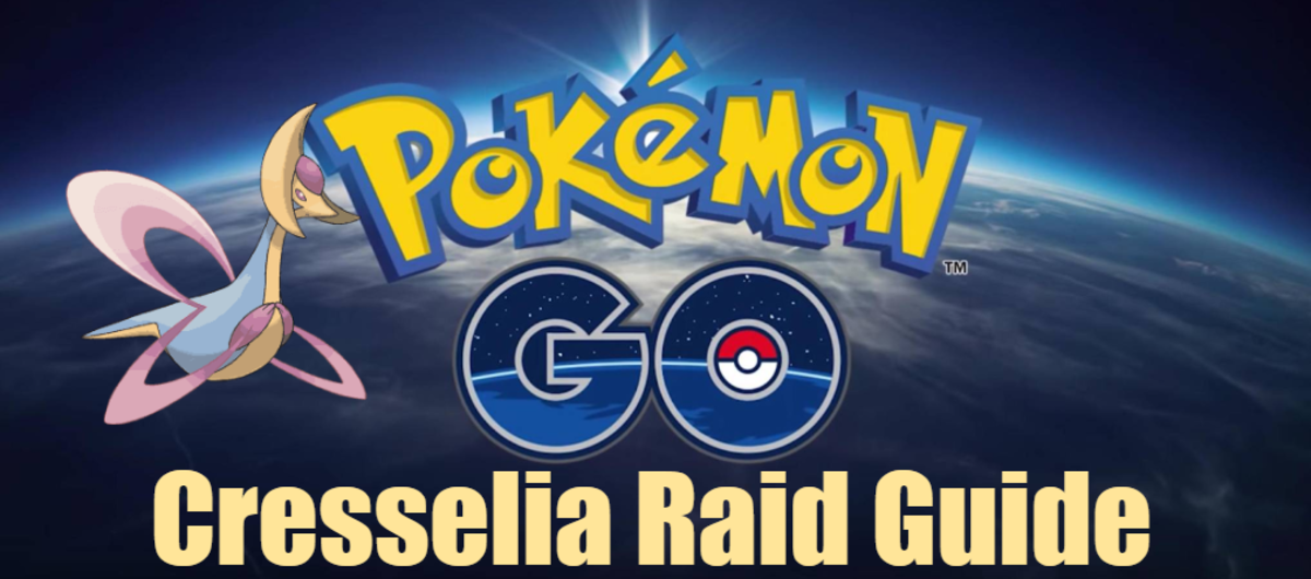 """Pokemon Go"" Cresselia Raid Guide"